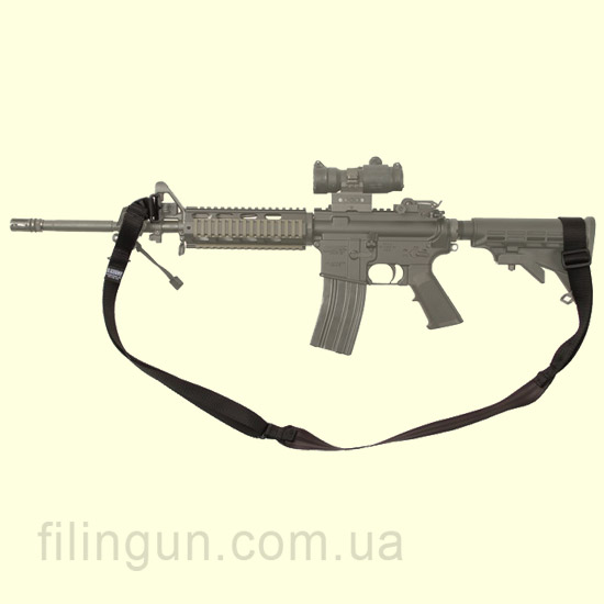 Ремінь рушничний BLACKHAWK! Rapid-Adjust Two-Point Sling Black