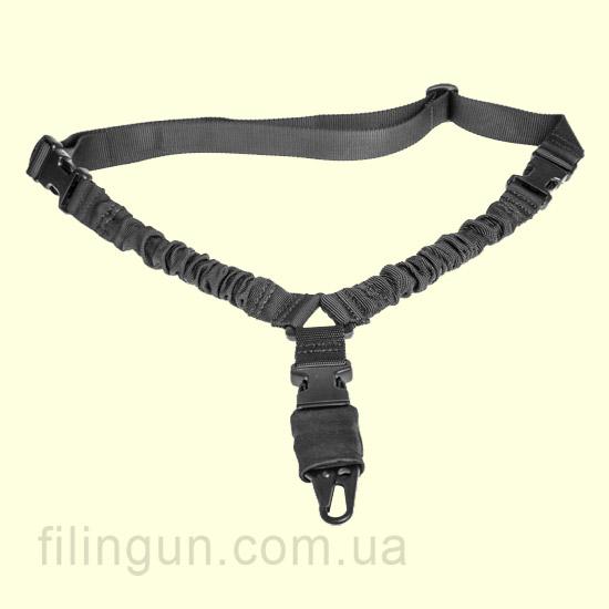 Ремень оружейный Skif Tac тактический одноточечный Black