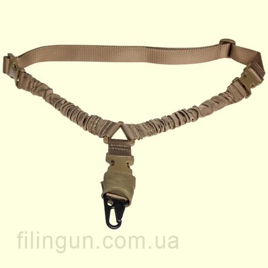 Ремінь збройовий Skif Tac тактичний одноточковий Coyote Tan