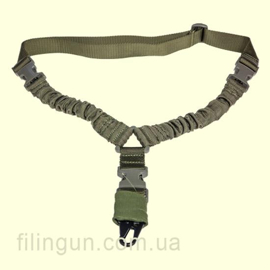 Ремень оружейный Skif Tac тактический одноточечный Olive Drab