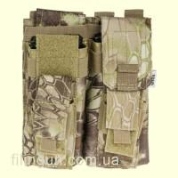 Підсумок Skif Tac для 2х магазинів АК/AR, 2x пістолетних Kryptek Khaki