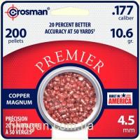 Пули пневматические Crosman Copper Magnum Domed