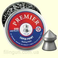Кулі для пневматичної зброї Crosman Super Point 0.51 гр (500 шт.)