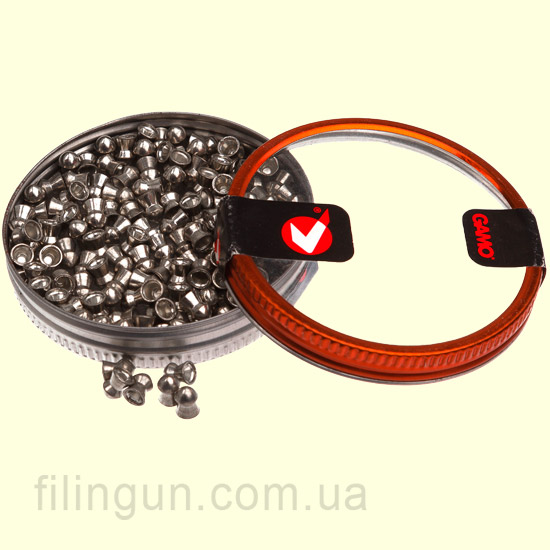 Пули пневматические Gamo PBA Platinum 4,5 (125 шт) - фото
