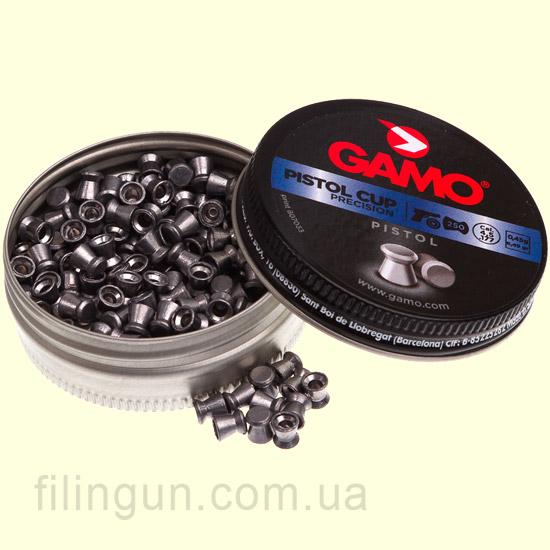 Пули пневматические Gamo Pistol Cup 4,5 (250 шт)