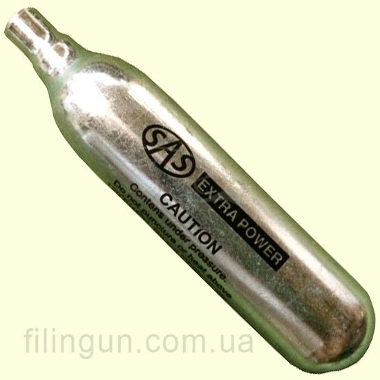Баллон CO2 SAS 12гр (50 шт.) - фото