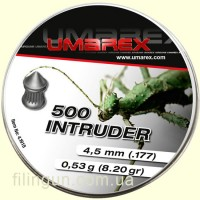 Пули Umarex Intruder Pellets