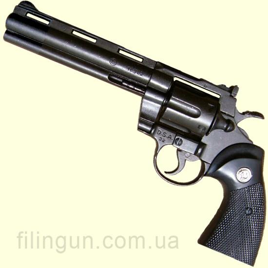"""Макет револьвера Python 6"""" USA 1955 Denix 1050 - фото"""