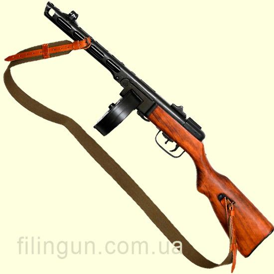 Макет пистолета-пулемета ППШ-41 (СССР 1941 г.) Denix 9301 - фото