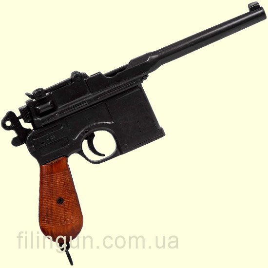 Макет пистолета Mauser С96 Germany 1896 Denix M-1024