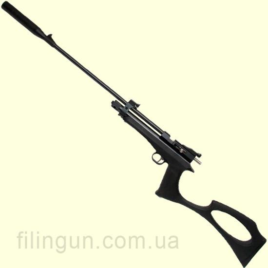 Пистолет пневматический Artemis CP2 Black