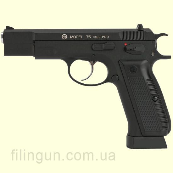 Пистолет пневматический ASG CZ 75 Blowback
