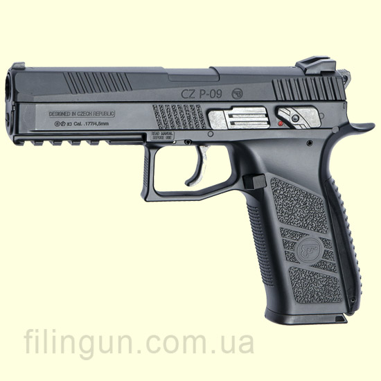 Пістолет пневматичний ASG CZ P-09 Blowback
