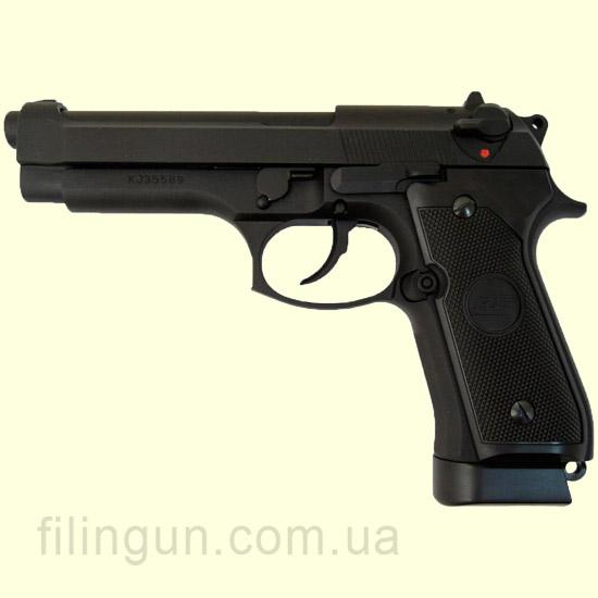 Пістолет пневматичний ASG X9 Classic Blowback
