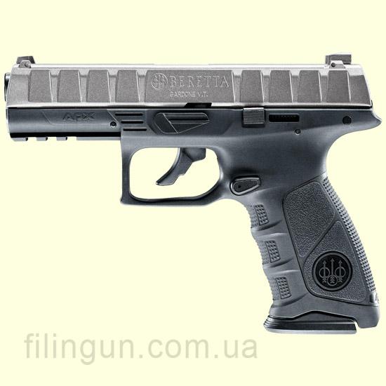 Пневматичний пістолет Beretta APX Metal Gray