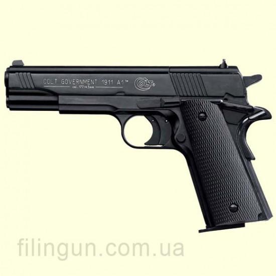 Пневматический пистолет Colt Government 1911 A1