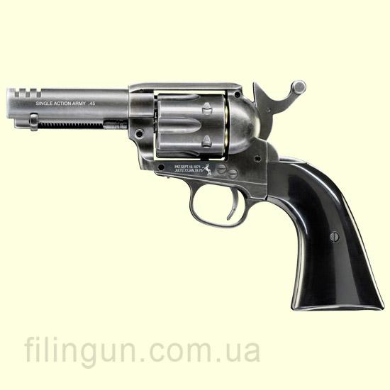 """Пневматичний револьвер Colt SAA .45-3.5"""" Custom Shop Edition"""