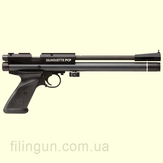 Пневматический пистолет Crosman Silhouette PCP