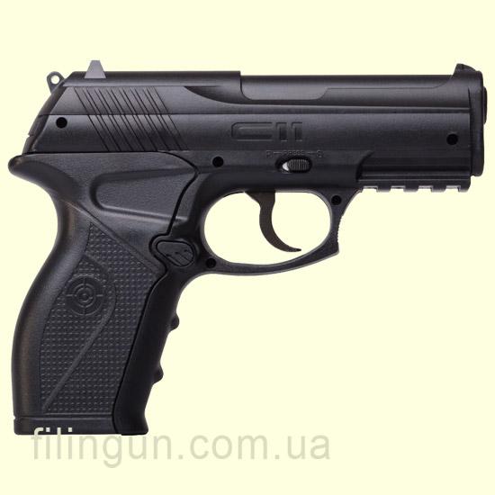 Пневматический пистолет Crosman C11 - фото