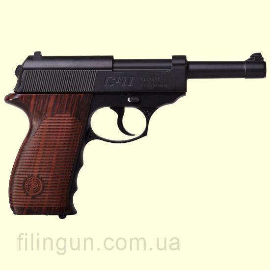 Пневматический пистолет Crosman C41 - фото