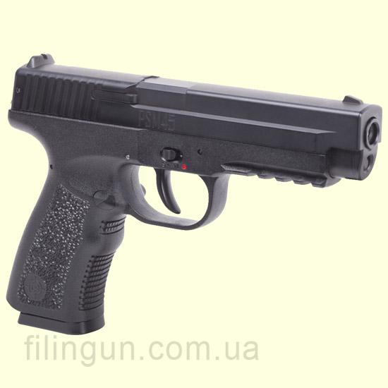 Пневматический пистолет Crosman PSM45