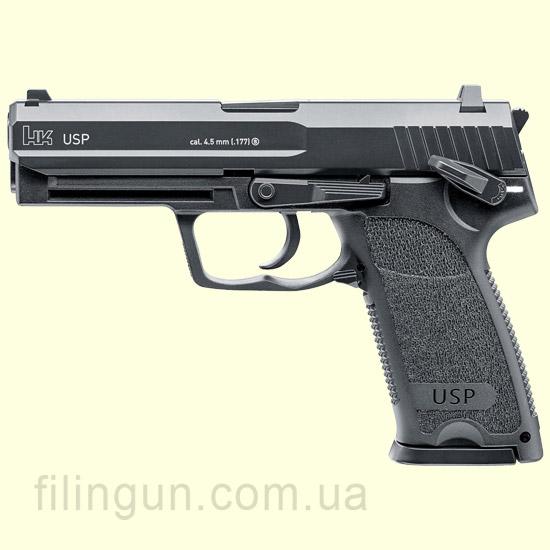 Пистолет пневматический Heckler & Koch USP Blowback
