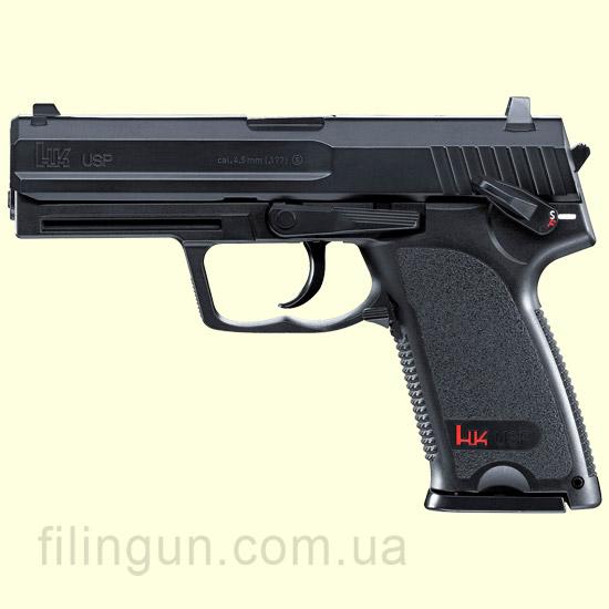 Пістолет пневматичний Heckler & Koch USP