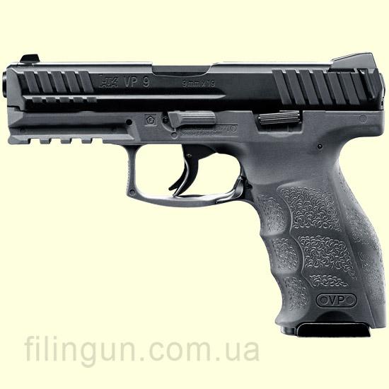 Пистолет пневматический Heckler & Koch VP9 Tungsten Gray - фото