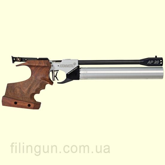 Пневматичний пістолет Hammerli AP20 PRO, right, size M