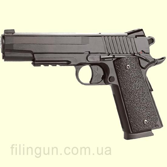 Пневматичний пістолет KWC Colt 1911 KM42(Z) - фото