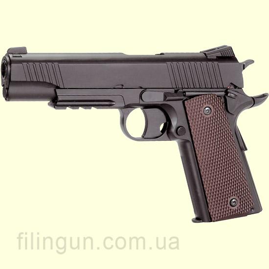 Пневматический пистолет KWC Colt 1911 KM40(D)