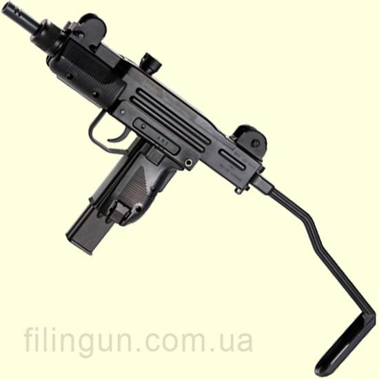 Пневматический пистолет пулемет KWC UZI KMB-07