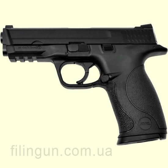 Пневматичний пістолет KWC Smith & Wesson M40 KM48(D)