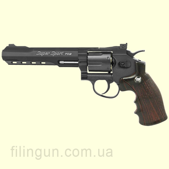 Пневматичний револьвер WinGun 702