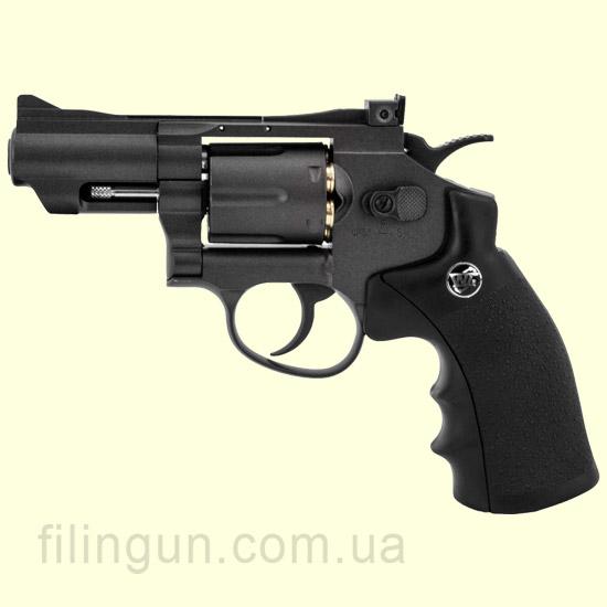 Пневматичний револьвер WinGun 708 B