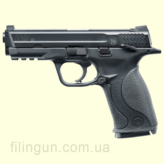 Пневматичний пістолет Smith & Wesson M&P40 TS