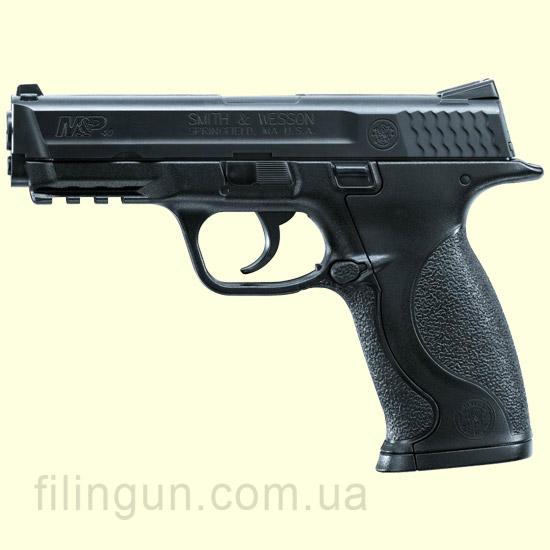 Пневматичний пістолет Smith & Wesson M&P40