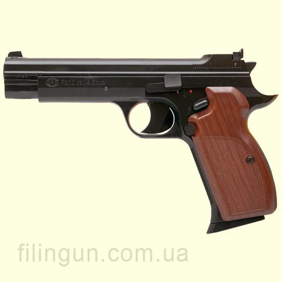 Пистолет пневматический SAS P 210 Blowback (P210BB)