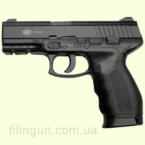 Пістолет пневматичний SAS Taurus 24/7 (IBKM46HN)