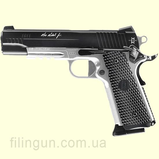 Пістолет пневматичний Sig Sauer Air 1911 MAX BB