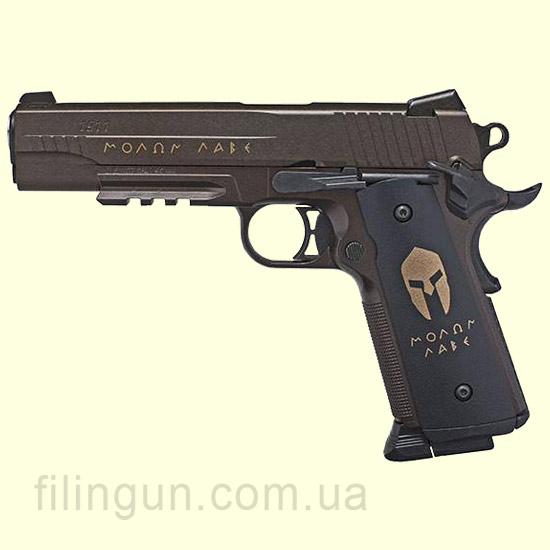 Пистолет пневматический Sig Sauer 1911 Spartan BB - фото