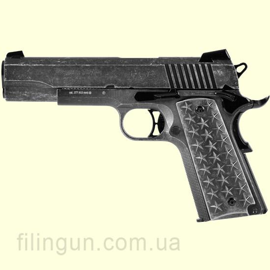 Пістолет пневматичний Sig Sauer 1911 We The People