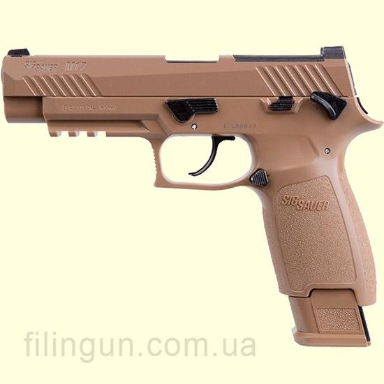 Пистолет пневматический Sig Sauer Air P320-M17