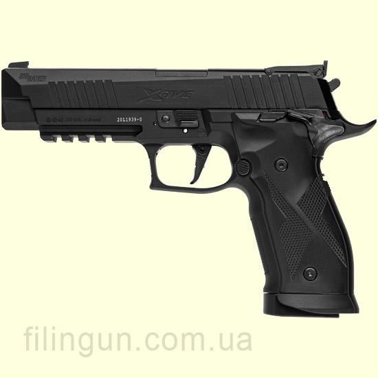 Пістолет пневматичний Sig Sauer Air X-FIVE Black