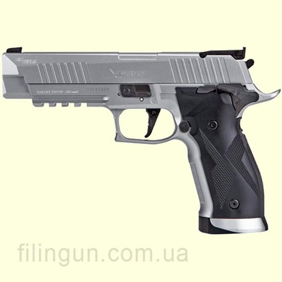 Пістолет пневматичний Sig Sauer Air X-FIVE Silver