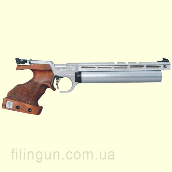 Пневматический пистолет Steyr evo 10 E Silver grip size M