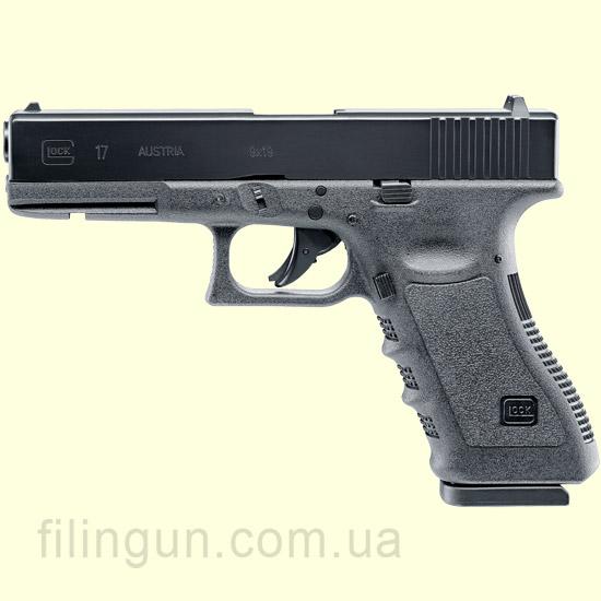 Пістолет пневматичний Umarex GLOCK 17 BB/Pellet