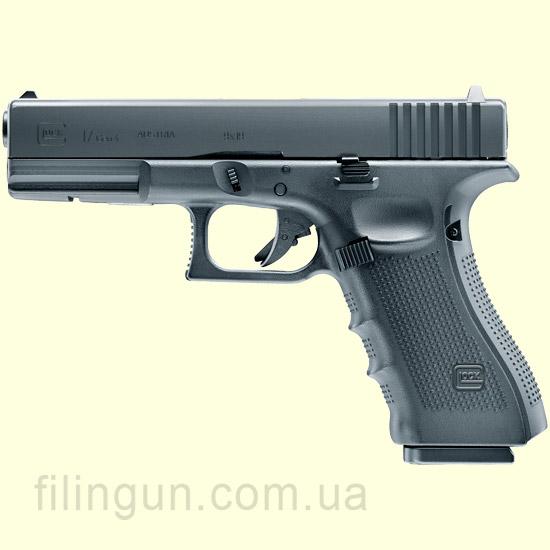 Пістолет пневматичний Umarex GLOCK 17 Gen4