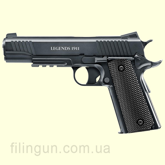 Пістолет пневматичний Umarex Legends 1911