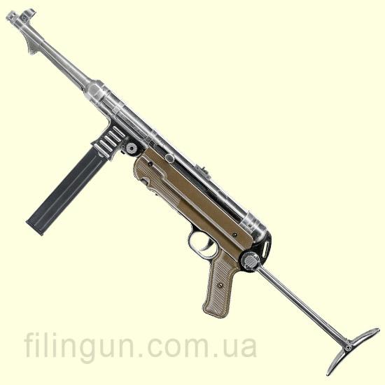 Пневматичний пістолет-кулемет Umarex Legends MP German Legacy Edition